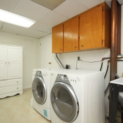 Laundry Room at 6 Stubbs Drive, St. Andrew-Windfields, Toronto
