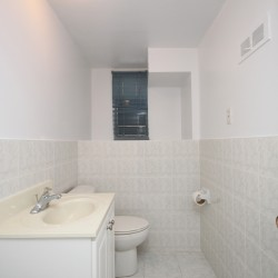 2 Piece Bathroom at 21 Oakley Boulevard, Bendale, Toronto