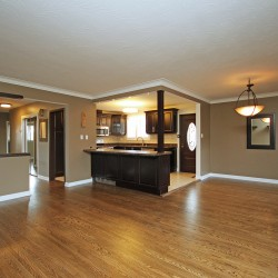 Living & Dining Room at 17 Royal Doulton Drive, Parkwoods-Donalda, Toronto