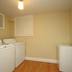 Laundry Room at 31 Bradgate Road, Banbury-Don Mills, Toronto