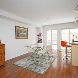 Dining Room at 168 Dallimore Circle, Banbury-Don Mills, Toronto