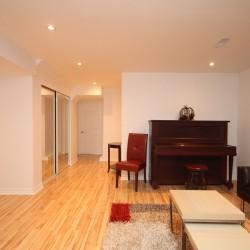 Family Room at 168 Dallimore Circle, Banbury-Don Mills, Toronto