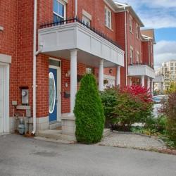 Front at 168 Dallimore Circle, Banbury-Don Mills, Toronto