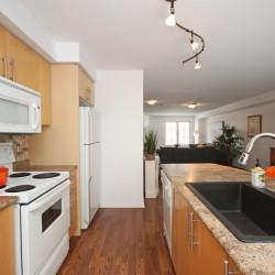 Kitchen at 168 Dallimore Circle, Banbury-Don Mills, Toronto