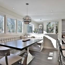 Breakfast Area at 2 Barnwood Court, Parkwoods-Donalda, Toronto