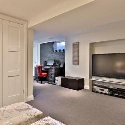 Recreation Room at 2 Barnwood Court, Parkwoods-Donalda, Toronto