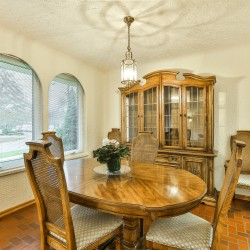 Dining Room at 28 Dukinfield Crescent, Parkwoods-Donalda, Toronto