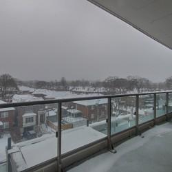 Balcony at 507 - 60 Berwick Avenue, Yonge-Eglinton, Toronto