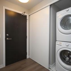 Foyer & Laundry Closet at 507 - 60 Berwick Avenue, Yonge-Eglinton, Toronto