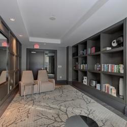 Library at 507 - 60 Berwick Avenue, Yonge-Eglinton, Toronto