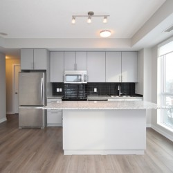 Kitchen at 507 - 60 Berwick Avenue, Yonge-Eglinton, Toronto