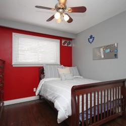 Bedroom at 53 Dukinfield Crescent, Parkwoods-Donalda, Toronto