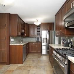 Kitchen at 53 Dukinfield Crescent, Parkwoods-Donalda, Toronto