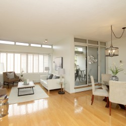 Balcony at 337 - 40 Oaklands Avenue, Yonge-St. Clair, Toronto
