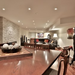 Recreation Room at 8 Parmbelle Crescent, Parkwoods-Donalda, Toronto