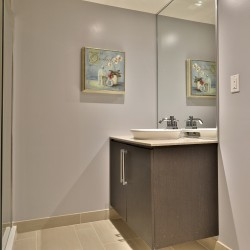 3 Piece Bathroom at 8 Parmbelle Crescent, Parkwoods-Donalda, Toronto