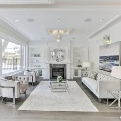 Family Room at 36 Laurentide Drive, Parkwoods-Donalda, Toronto