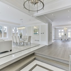 Living Room at 36 Laurentide Drive, Parkwoods-Donalda, Toronto