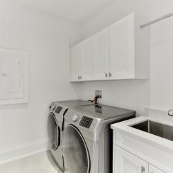 2nd Level Laundry Room at 36 Laurentide Drive, Parkwoods-Donalda, Toronto
