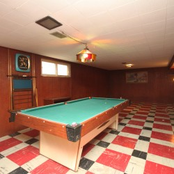 Recreation Room at 11 Belton Road, Banbury-Don Mills, Toronto