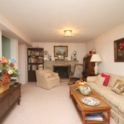 Recreation Room at 137 Underhill Drive, Parkwoods-Donalda, Toronto