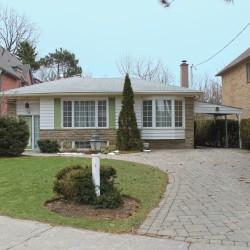 Front at 38 Crossburn Drive, Banbury-Don Mills, Toronto