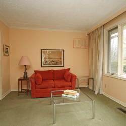 Sitting Room at 38 Crossburn Drive, Banbury-Don Mills, Toronto