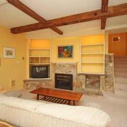 Family Room at 38 Crossburn Drive, Banbury-Don Mills, Toronto