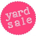 Street Sale June 2 & 3