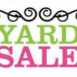 Yard Sale Alert