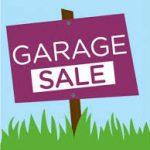 Garage Sale Alert!