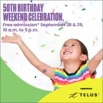 Free admission to the Science Centre!