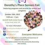Dorothy's Place Seniors Fair