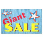 Giant fall sale