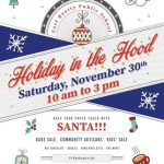 Holiday in the Danforth Hood!