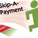Skip a mortgage payment
