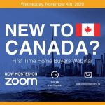 Buying a home & new to Canada?