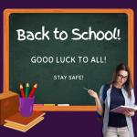 Back to school in Toronto! We did it!
