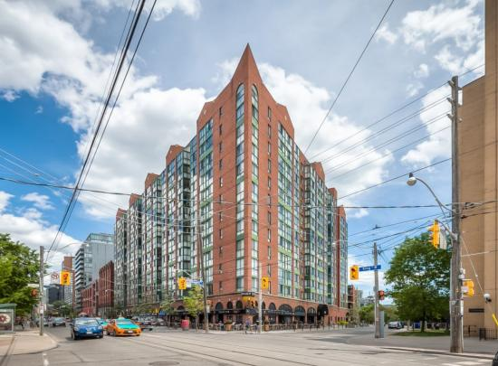 628 - 801 King Street West, Niagara, Toronto