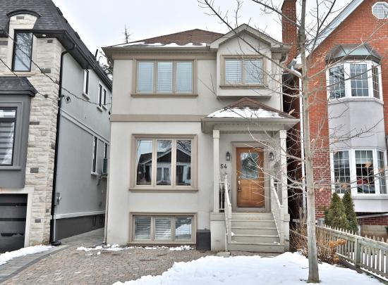 54 Unsworth Avenue, Lawrence Park North, Toronto